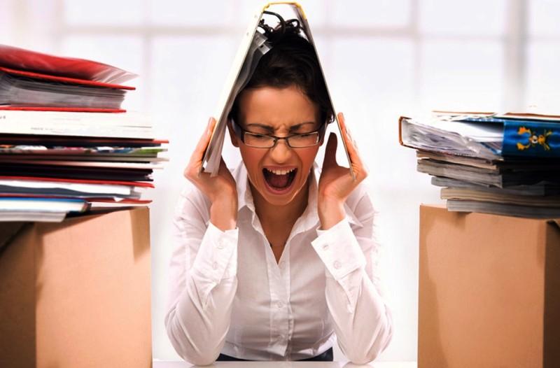После таких стрессов может появиться заболевание