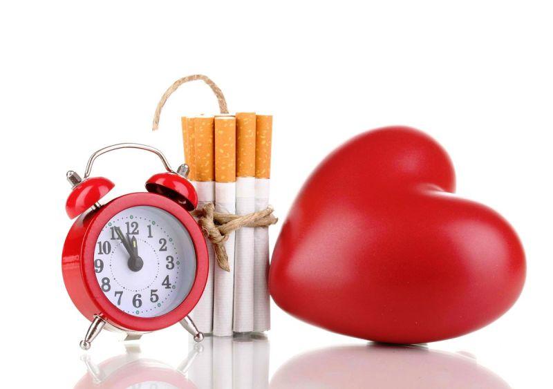 Пагубное влияние курения