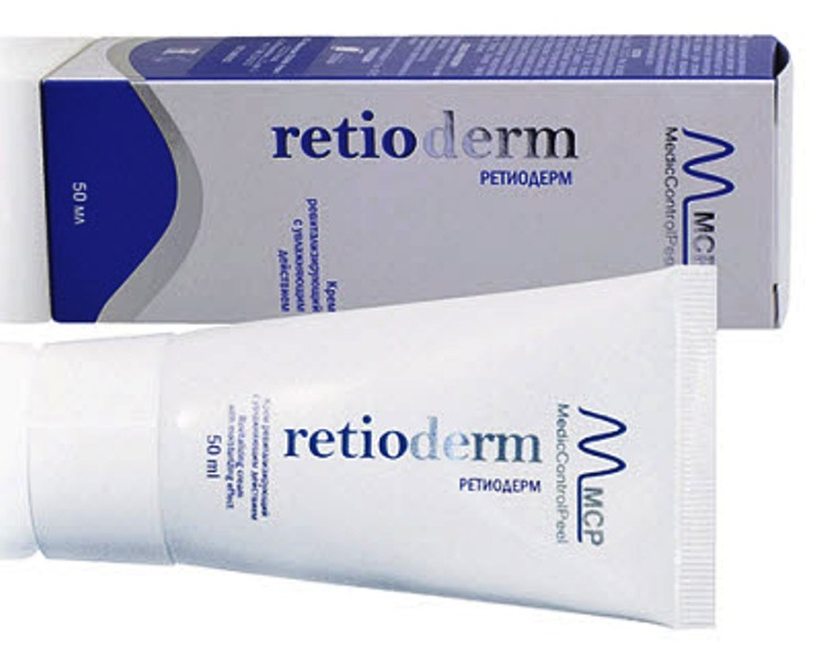 Ретиодерм