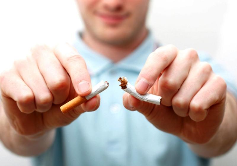 Обязательный отказ от курения
