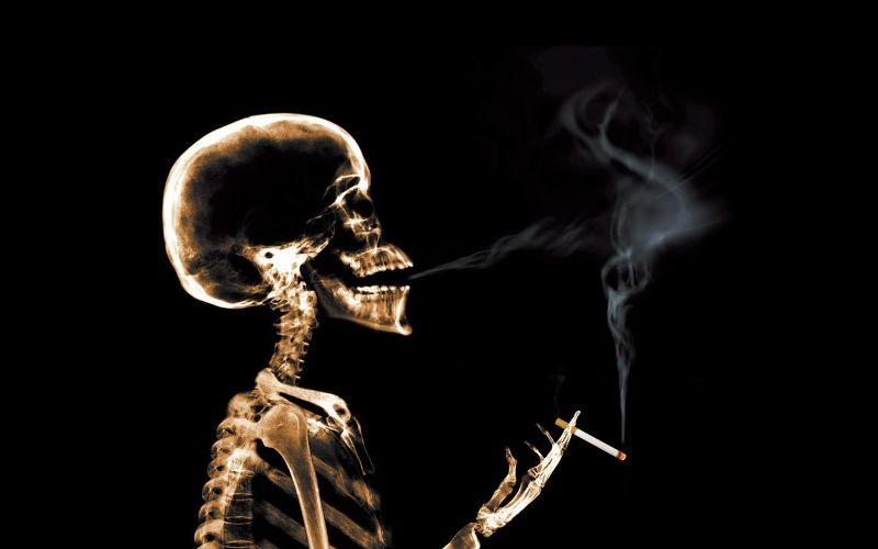 Курение один из главных факторов развития заболевания