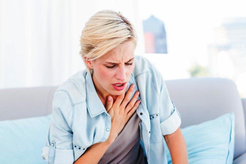 Боль в груди и одышка
