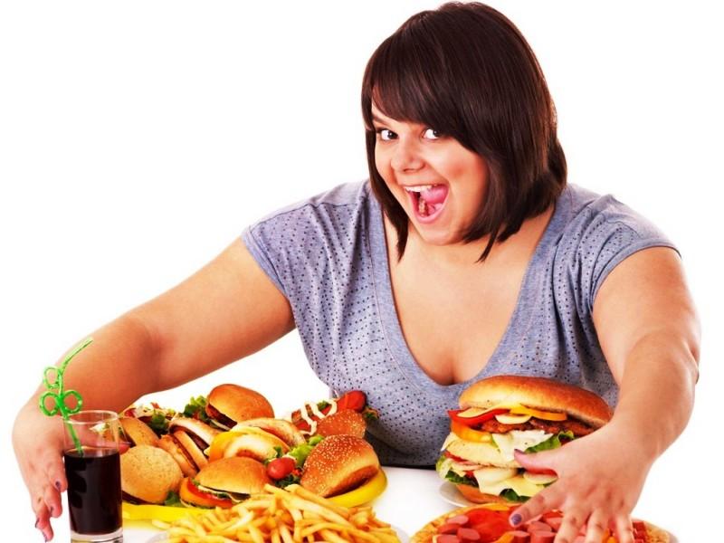 При таком питании не избежать появления различных болезней