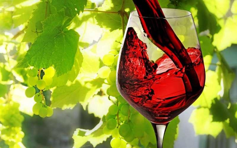 Большое количество вина может стать причиной аритмии