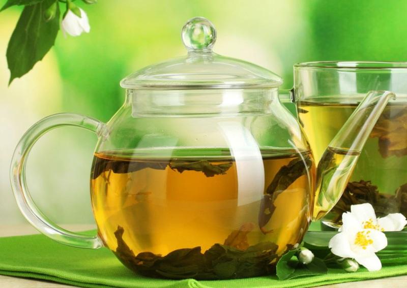 Правильно заваренный зеленый чай