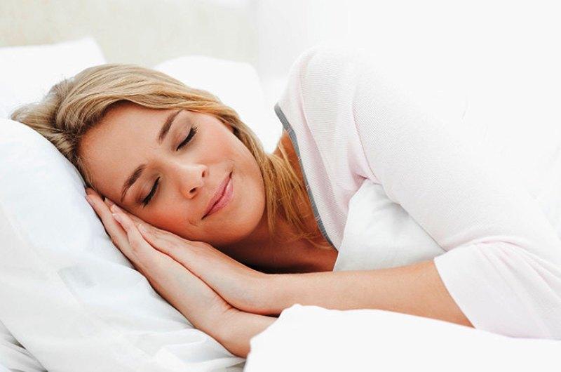 Во время сна пульс замедляется