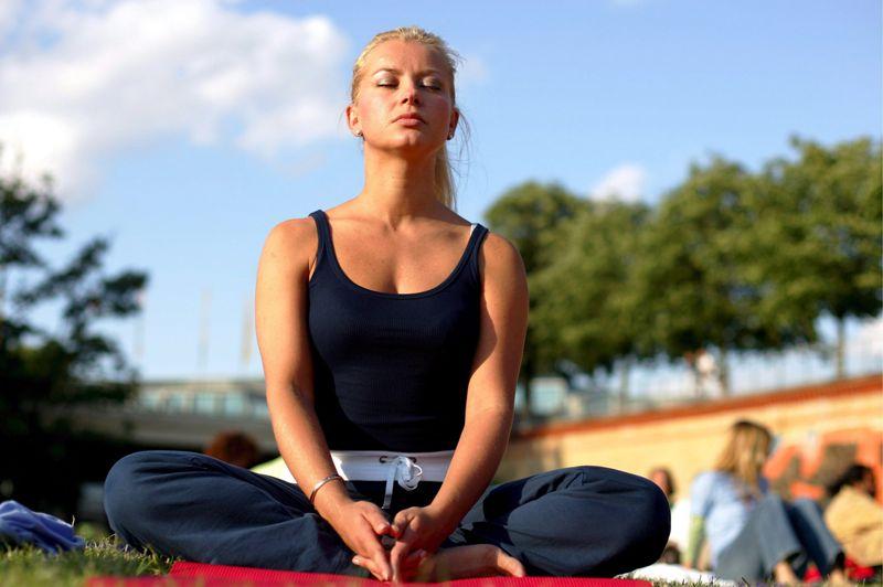 Дыхательные упражнения для укрепление нервной системы и снятия стресса