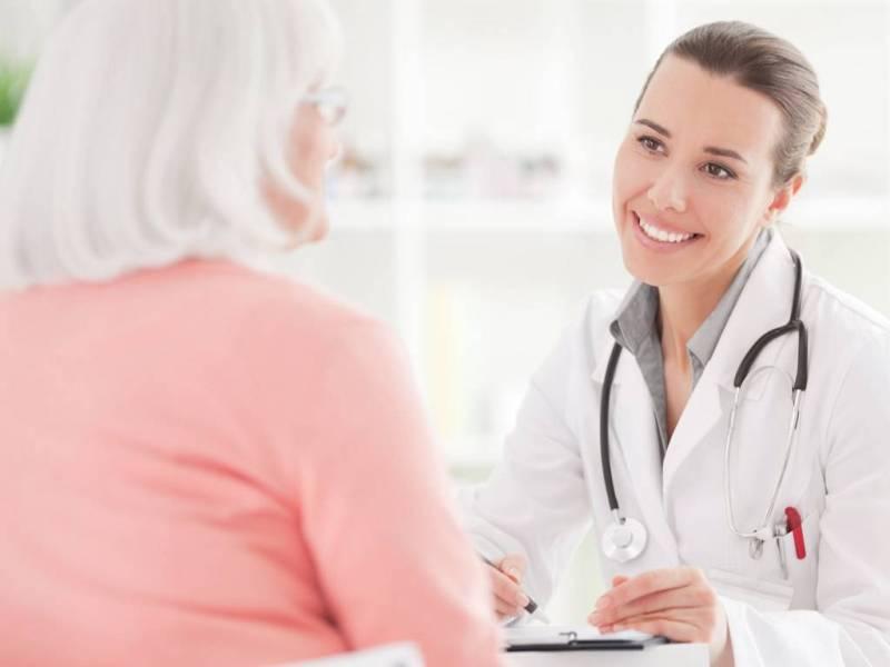 Регулярные консультации у кардиолога обязательны
