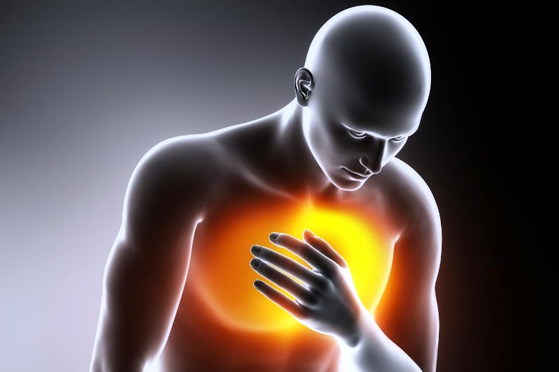 Сильная сердечная боль