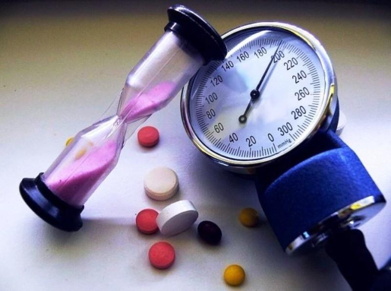 Гипертензия - высокое давление