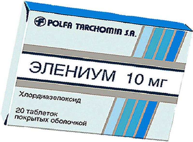 Препарат Элениум