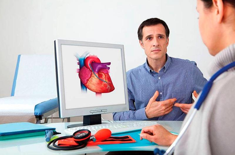 Методику лечения выбирает кардиолог