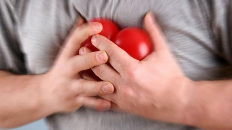 Сердечный приступ