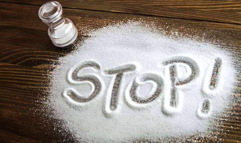 В больших количествах соль вредна