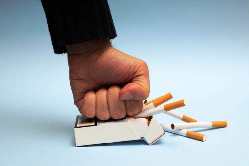 Бросаем курить!