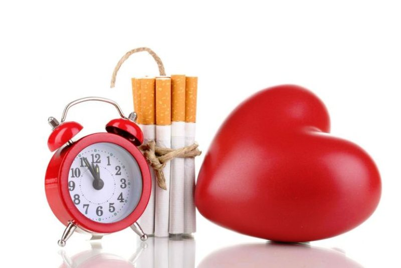Сердце и курение