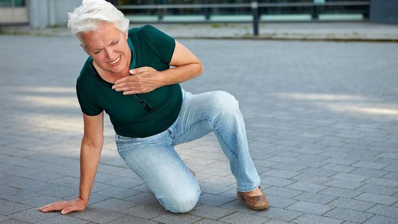 Одышка и боль в груди