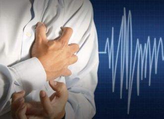 Боль после инфаркта