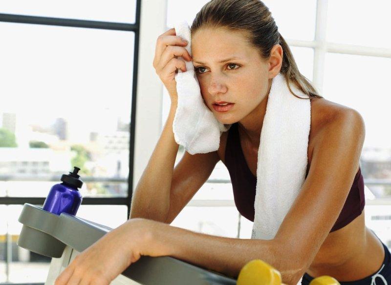 Неприятные ощущения после тренировки