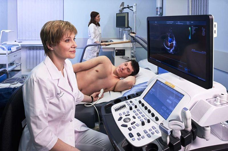 Эхокардиограмма сердца