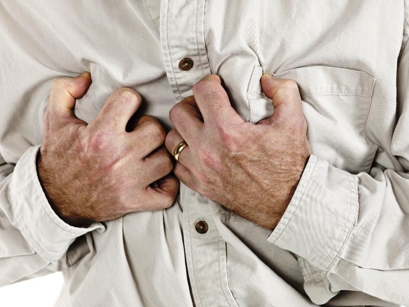 Абдоминальный инфаркт миокарда