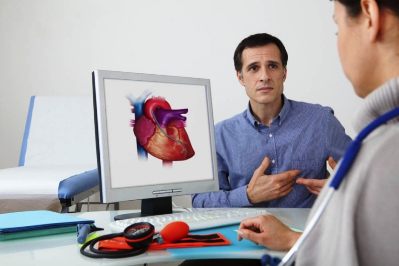 Консультация с кардиологом