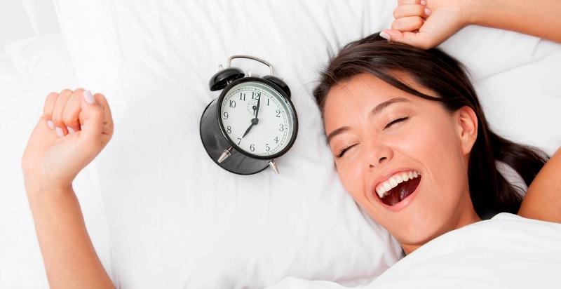 Для улучшения самочувствия иногда достаточно просто выспаться