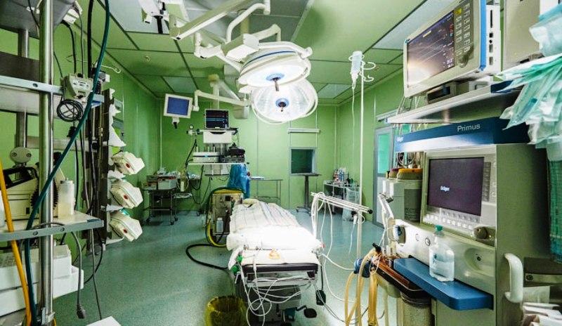 Современное хирургическое отделение