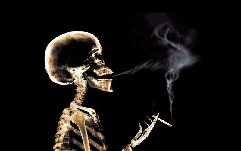 Курение враг сердца номер один