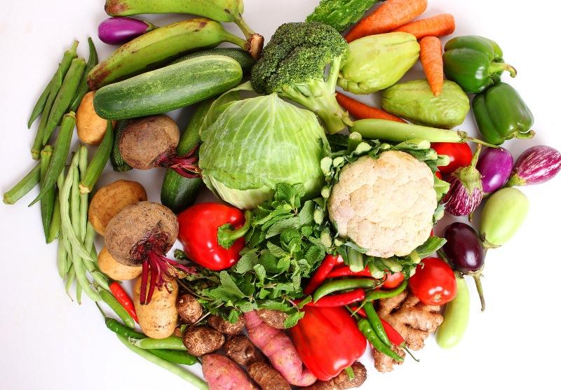 Овощи и фрукты полезные для сердца