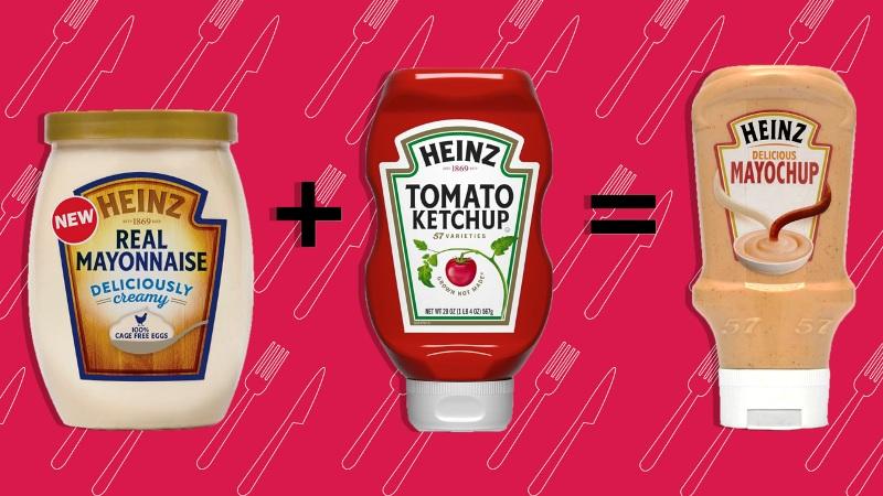 От кетчупа и майонеза лучше воздержаться