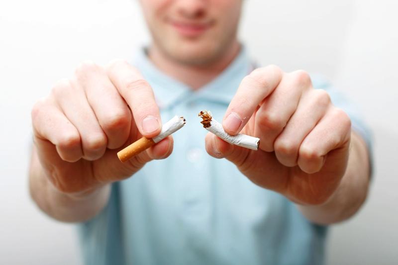 С курением нужно покончить