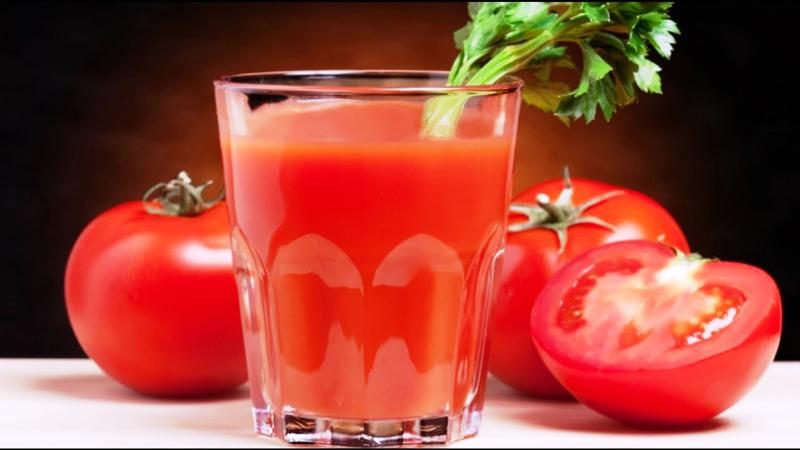 Натуральный томатный сок