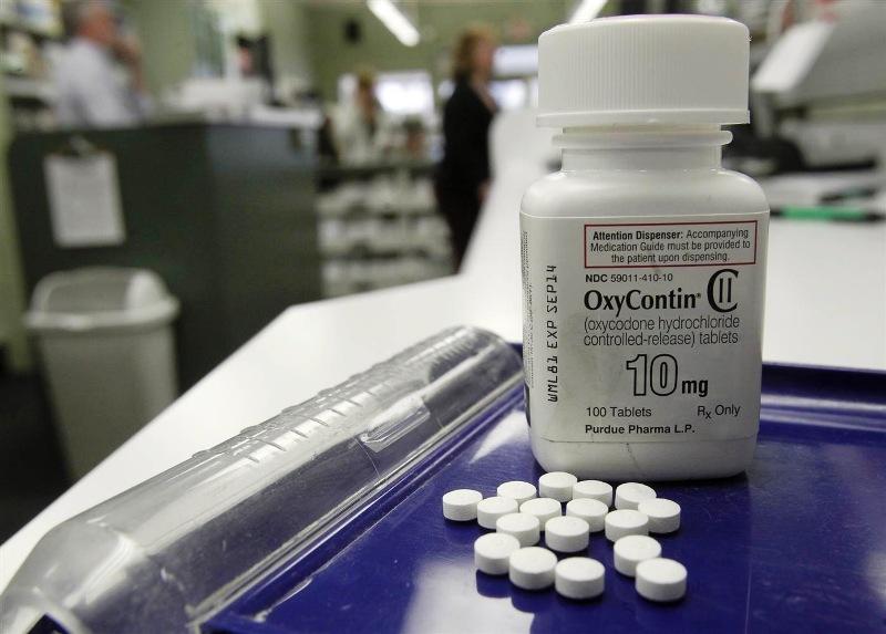 Оксиконтин в таблетках
