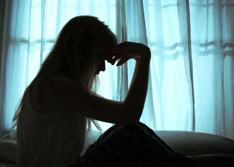 Угнетенное депрессивное состояние