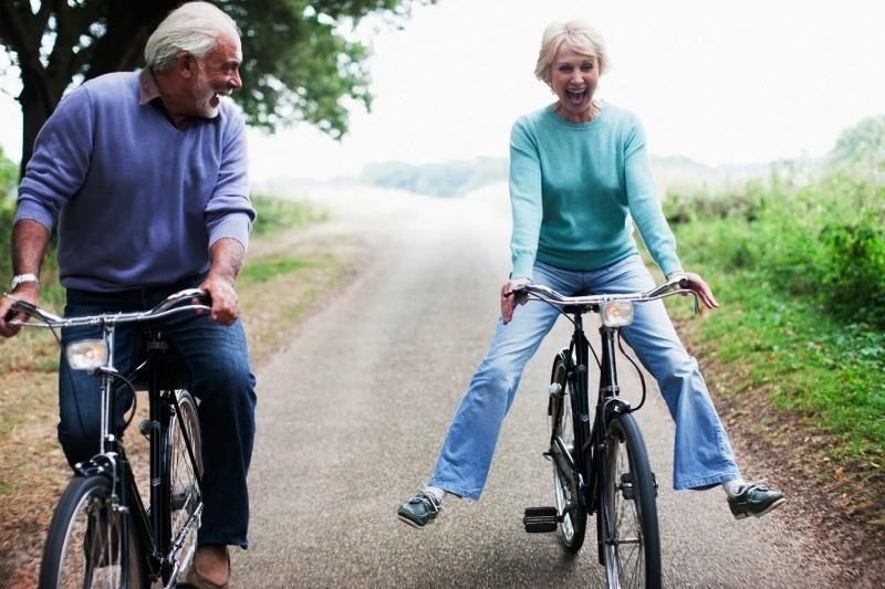 Прогулки на велосипедах