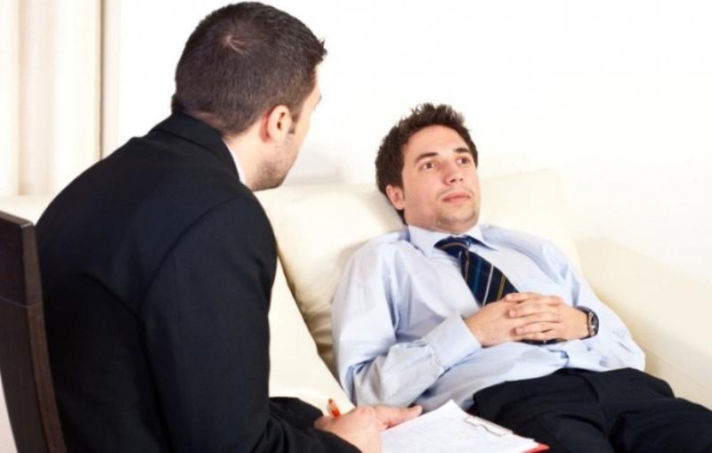 Беседа с врачом-психиатром
