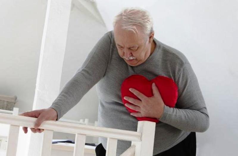 Сердечный инсульт