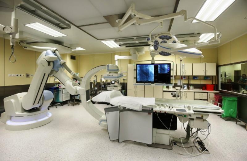 Современное кардиологическое отделение