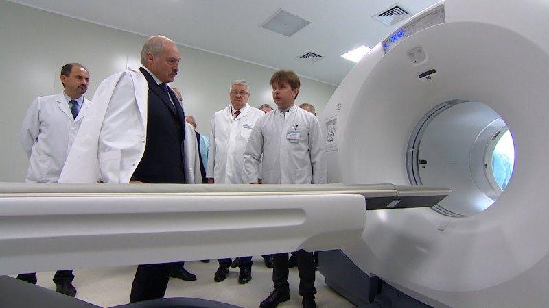 Позитронно - эмиссионный томограф