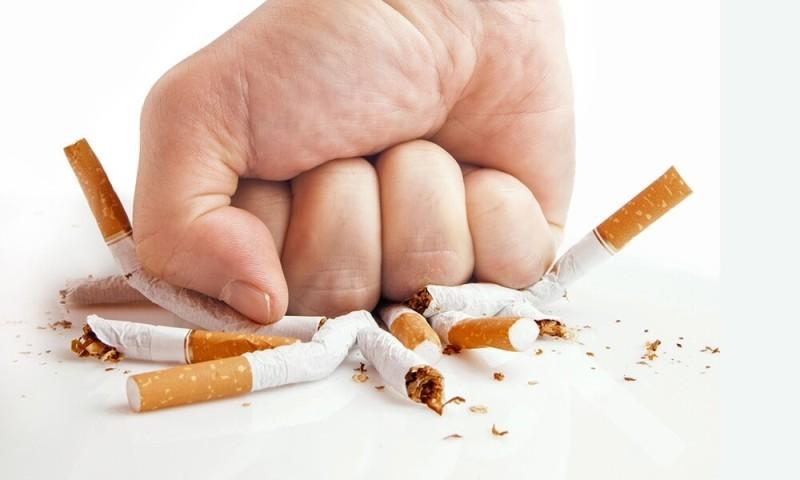 Бросить курить нужно обязательно