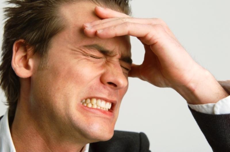 Нехарактерная головная боль