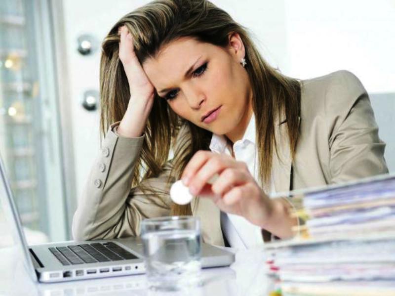 Негатив, расстройство и стресс