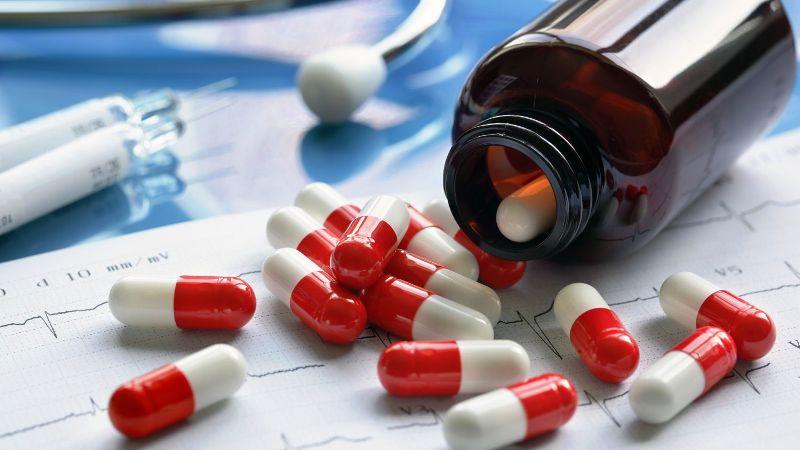 Бензодиазепины в капсулах
